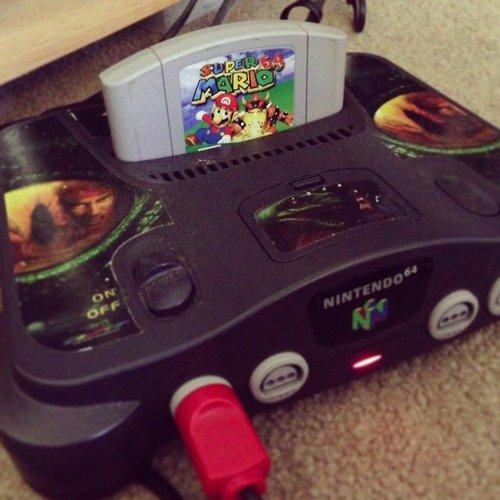 В те времена у меня была Sega. А у кого нить был Nintendo? - Изображение 1