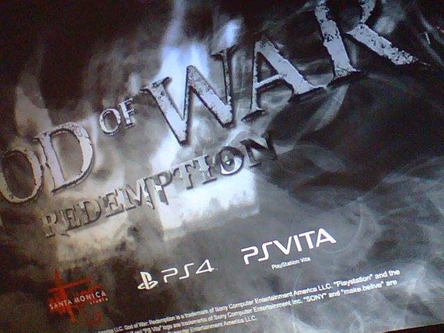 Новая God of War: Redemption - Изображение 1