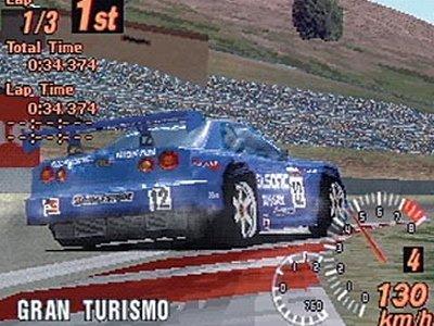 Вот почему , в свое время , Gran Turismo на ПС1 казалась нереально фотореалистичной (разве вы не пересматривали по н ... - Изображение 1