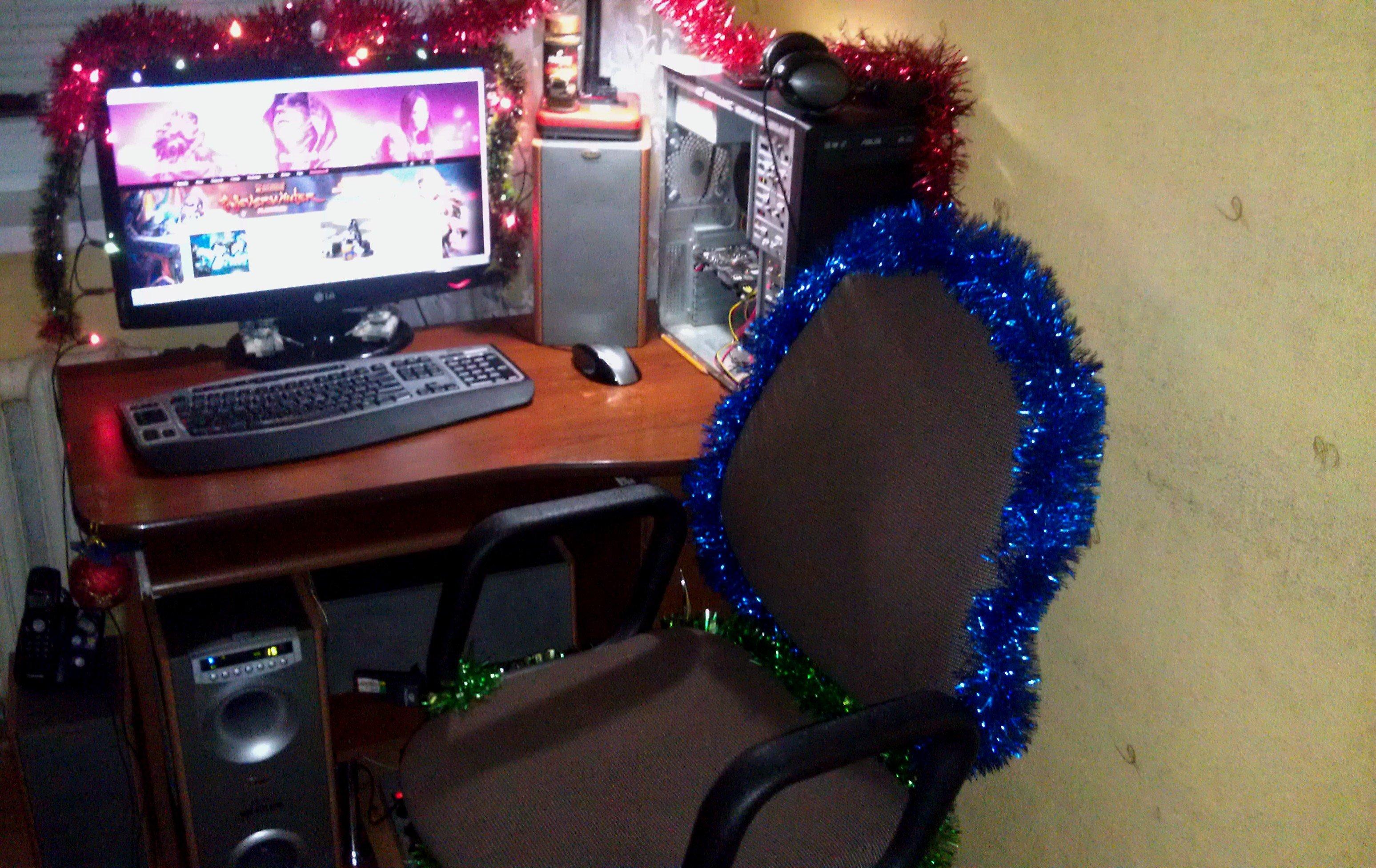 Мой Новогодний трон!  - Изображение 1