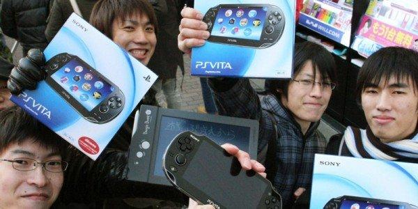 PS VITA ОБОГНАЛ WII U ПО ПРОДАЖАМ.  34000 против 5800По данным Famitsu, на прошлой неделе PS Vita продано около 3400 ... - Изображение 1