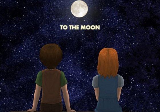 """не нашёл этой игры в списке игр и решил написать. To the moon это такая JRPG хотя я вообще не понимаю почему игру """"T ... - Изображение 1"""