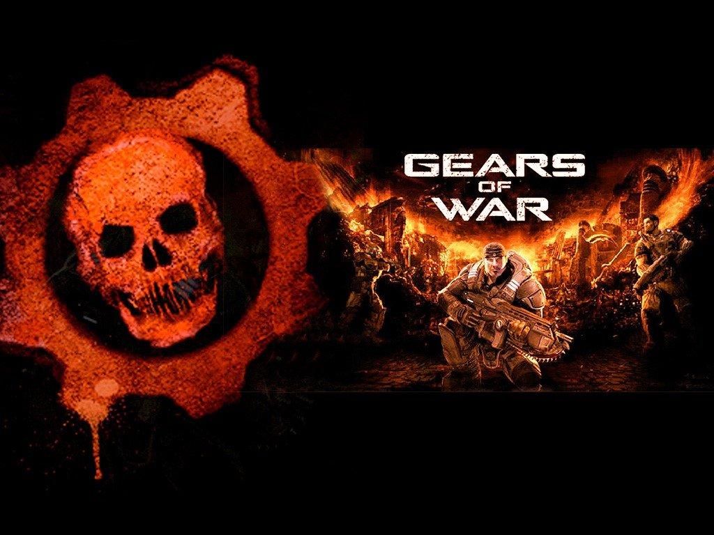 На днях приобрел в коллекцию Gears of War. Сел с друганом в кооператив и спустя 5-7 часов, очухался на финальных тит ... - Изображение 1