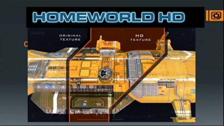 Homeworld HD - кадры перерисованных роликов в 1080p и новых текстур. (изображения закапченые, так что извиняйте за п ... - Изображение 2