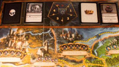 The Witcher будет и настольной игрой  Настольная игра по мотивам популярной RPG The Witcher появится в следующем год ... - Изображение 1