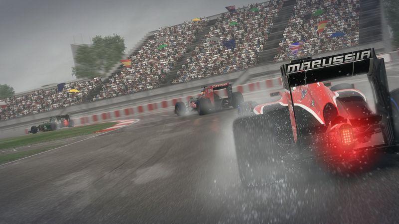 Крутые скриншоты вышедшей сегодня F1 2013. - Изображение 2