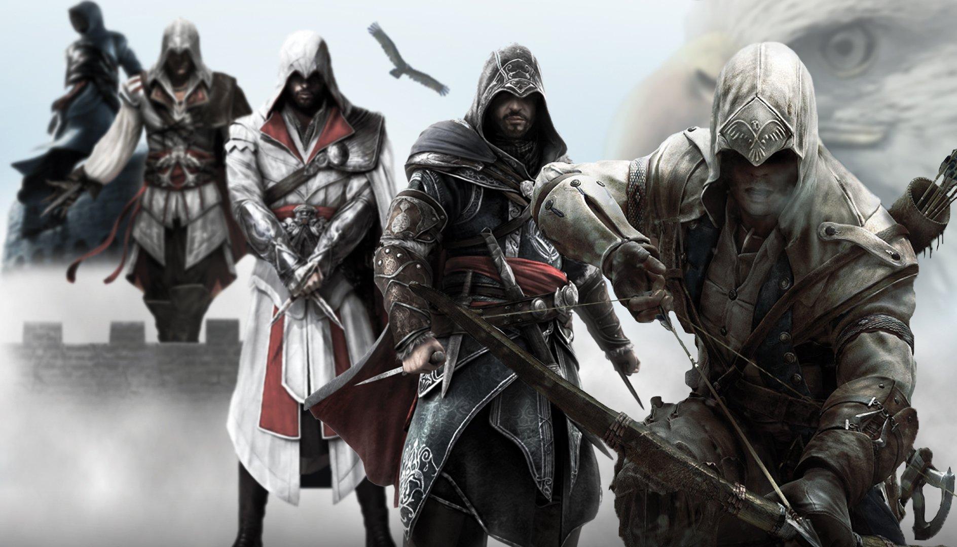 Assassin's Creed: история о противоречивом франчайзе (Часть I)  Я помню утро середины января 2008 года, когда поехал ... - Изображение 1
