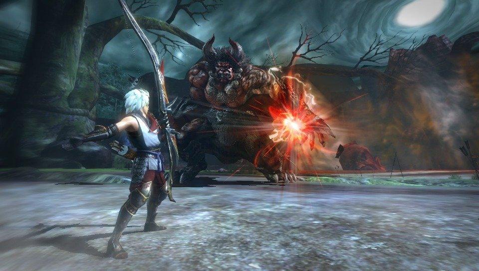 В начале 2014 года Toukiden: The Age Of Demons порадует западных игроков.  #PS_VITA #однойстрокой. - Изображение 2
