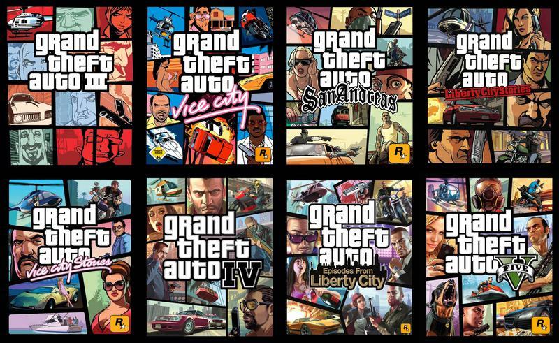 GTA популярна среди взрослых, а не подростков  Агрессивная компьютерная игра, в которой игрок совершает убийства и о ... - Изображение 1