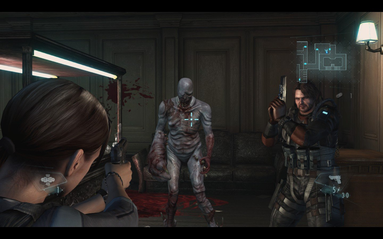 Поиграл в Resident Evil Revelations, понравилось. Отдает от нее душком первых резидентов, особенно после того как я  ... - Изображение 3