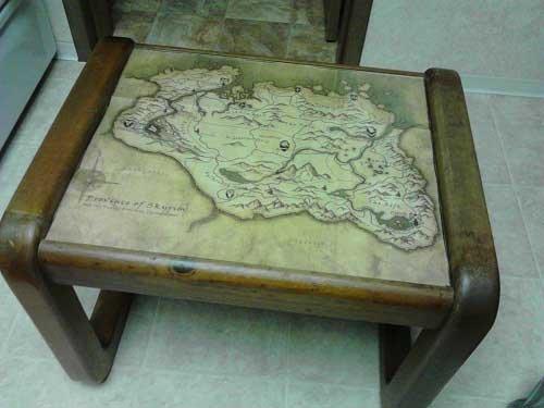 Карта Скайрим - Изображение 1