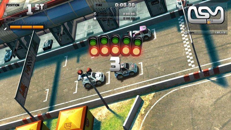 Скриншоты Motor Rock. - Изображение 1