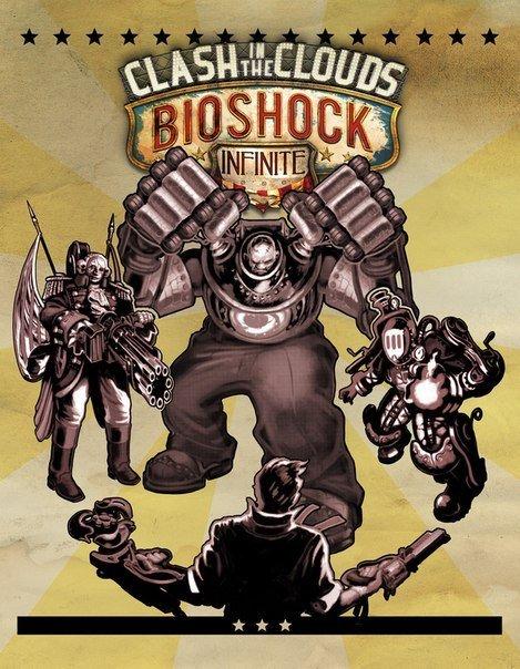 Детали о первом эпизоде второго DLC для Bioshock: Infinite  Действия дополнения начинаются 31 декабря, день взрыва в ... - Изображение 2