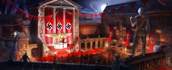 В сеть просочились первые концепт-арты Assassins Creed: Nazi Hunter. - Изображение 1