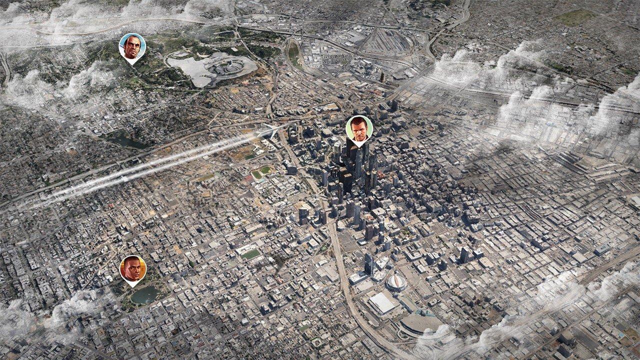 Вот это я понимаю, карта, теперь город действительно похож на...хм, город, по размерам сопоставимый с реальностью, г ... - Изображение 1