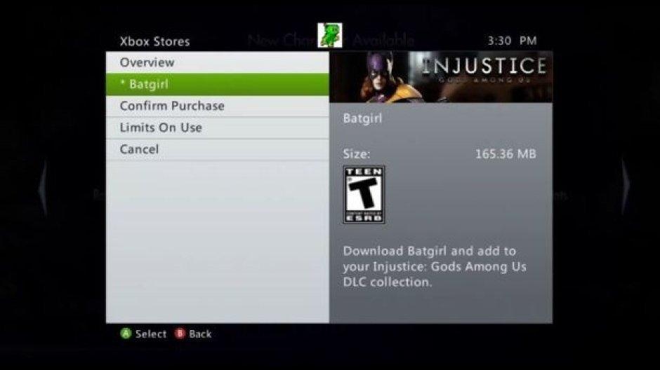 Batgirl будет новым персонажем в DLC для Injustice: Gods Among Us?   На забавное упоминание Batgirl как нового загру ... - Изображение 1