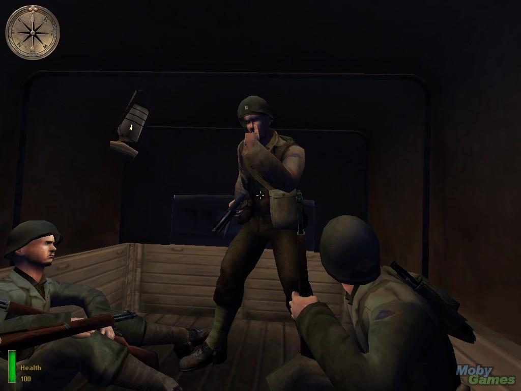 Решил из ностальгии пройти Medal of Honor: Allied Assault. Что в детстве, что сейчас, а эти долбанные боты мрут в пе ... - Изображение 1