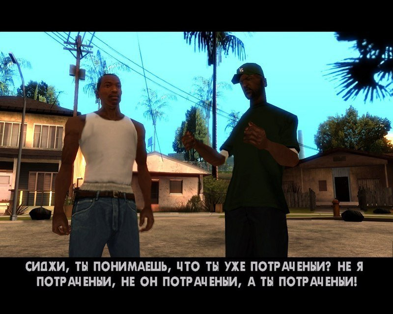 #GTA #SanAndreas #Android #IOS #WindowsPhone #DecemberПОТРАЧЕНО! GTA San Andreas выйдет на iOS, Android и даже на Wi ... - Изображение 1