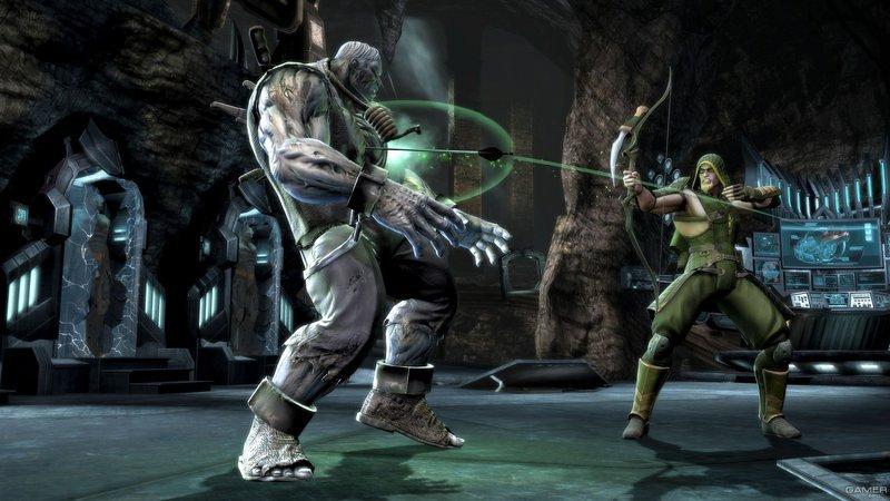 Картинки из нового файтинга Injustice: Gods Among Us Ultimate Edition. - Изображение 1