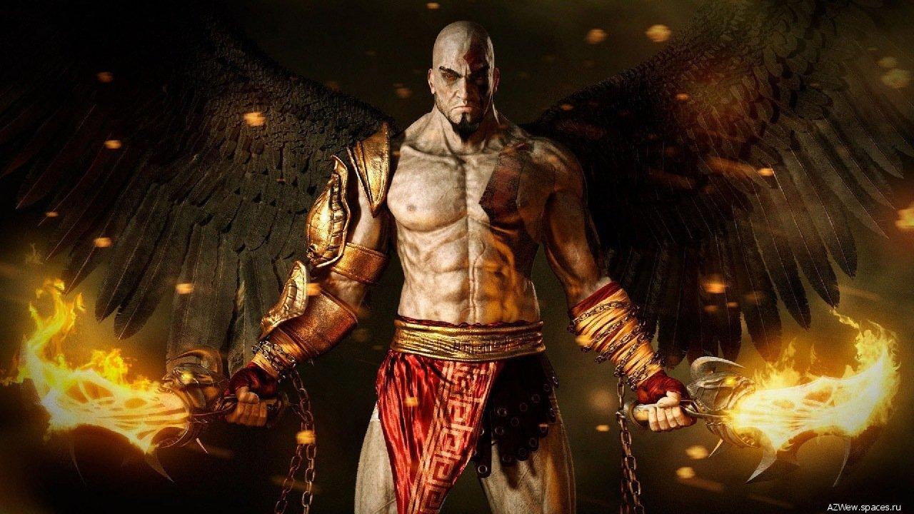 """GamesRadar - 7.0\10: """"God of War Восхождение отчетливо идет по стопам франчайза выполняя все то, за что мы его любим ... - Изображение 1"""