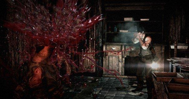 """Новые скриншоты The Evil Within и обложка PlayStation Magazine:  Игра выходит в 2014 году на PS3, PS4, Xbox 360, """"Но ... - Изображение 2"""