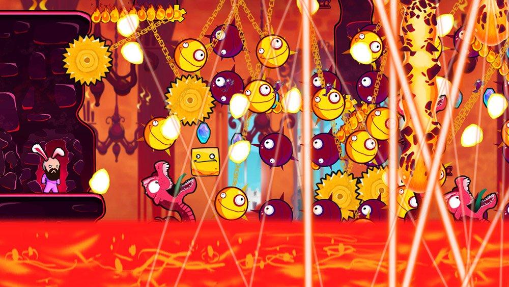 #Вся_суть_игры_одной_картинкой Cloudberry Kingdom - Изображение 1