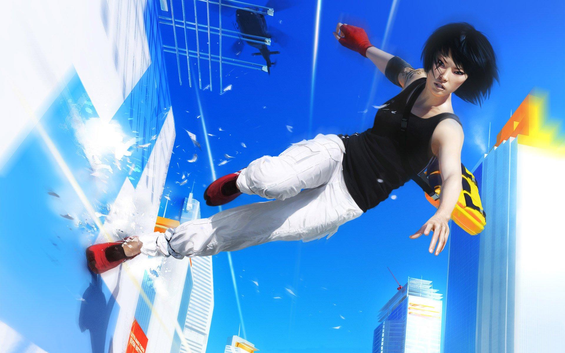 Руководитель EA Labels Франк Жибо заявил, что сегодня – самое лучшее время для того, чтобы перезапустить серию Mirro ... - Изображение 1