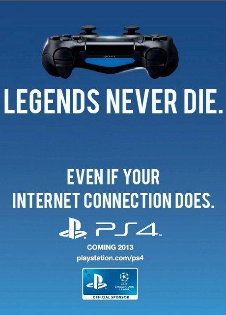Sony оперативно стебет бокс в рекламе - Изображение 2
