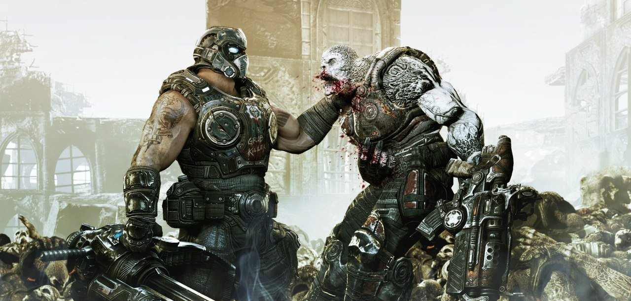 """#Gears #Of #War #X-Box #OneMicrosoft не гарантирует, что новый Gears of War останется эксклюзивом платформы Xbox.  """" ... - Изображение 1"""