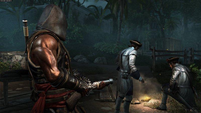 Картинки из вышедшей Assassin's Creed IV: Black Flag. - Изображение 1