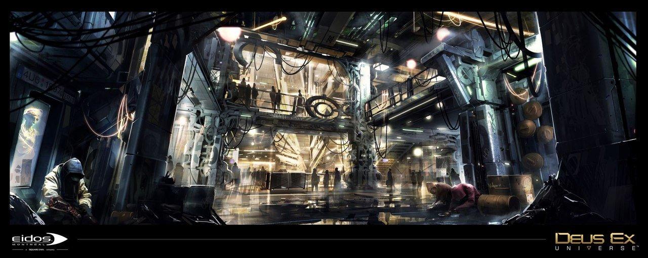 """""""""""Deus Ex Universe"""""""" Если будет такой же как предыдущий, смело можно ждать. - Изображение 1"""