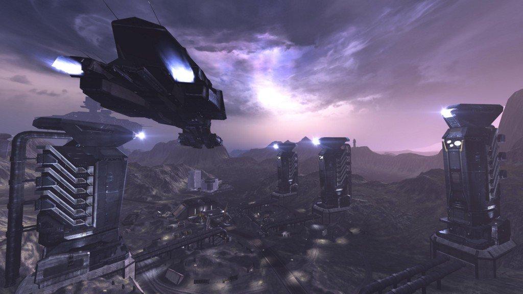 В DUST 514 уже играют миллионыПосле анонса PlayStation 4 вопрос о судьбе эксклюзивного для PlayStation 3 ММО-шутера  ... - Изображение 1