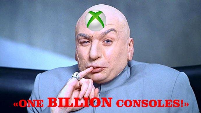 Майкрософт собирается продать МИЛЛИАРД консолей #XboxOneОб этом заявил вице-президент компании Юсуф Меди. P.S. По их ... - Изображение 1