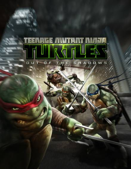 Teenage Mutant Ninja Turtles: Out of the Shadows - же. - Изображение 1