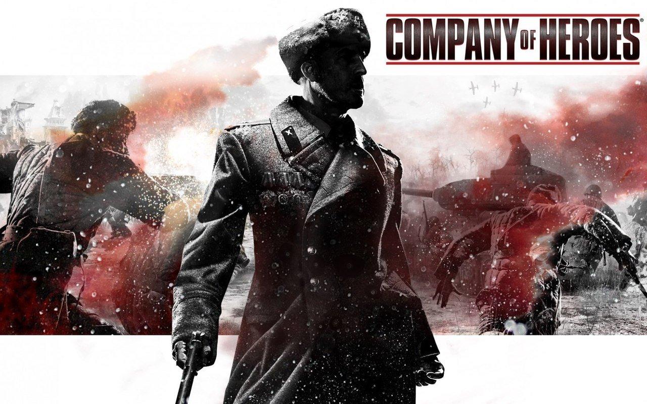 Состоялся релиз  Company Of Heroes 2!)Кто-нибудь уже успел опробовать?)Как вам игра?) - Изображение 1