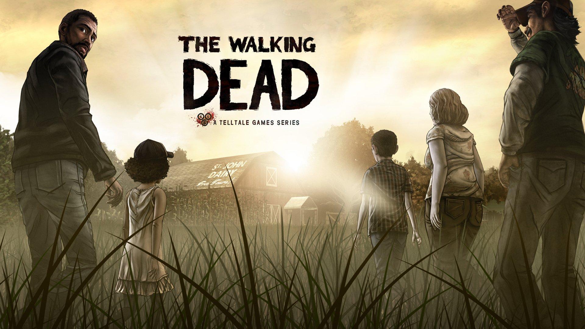 Вот несколько дней назад прошёл игру The Walking Dead от telltale games)Т.к я не представляю,как писать хорошие боль ... - Изображение 1