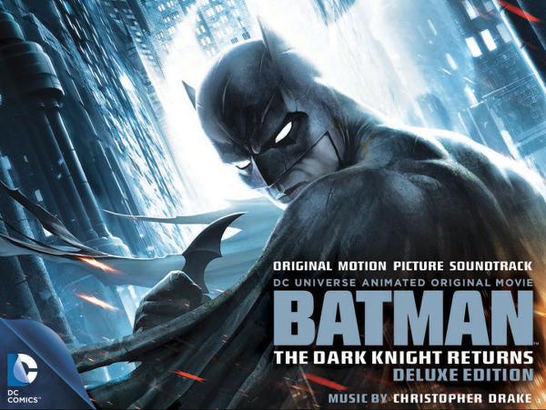 Предлагаю насладиться сим уникальным и шедевральным OST-ом,к не так давно вышедшему Batman The Dark Knight Returns P .... - Изображение 1