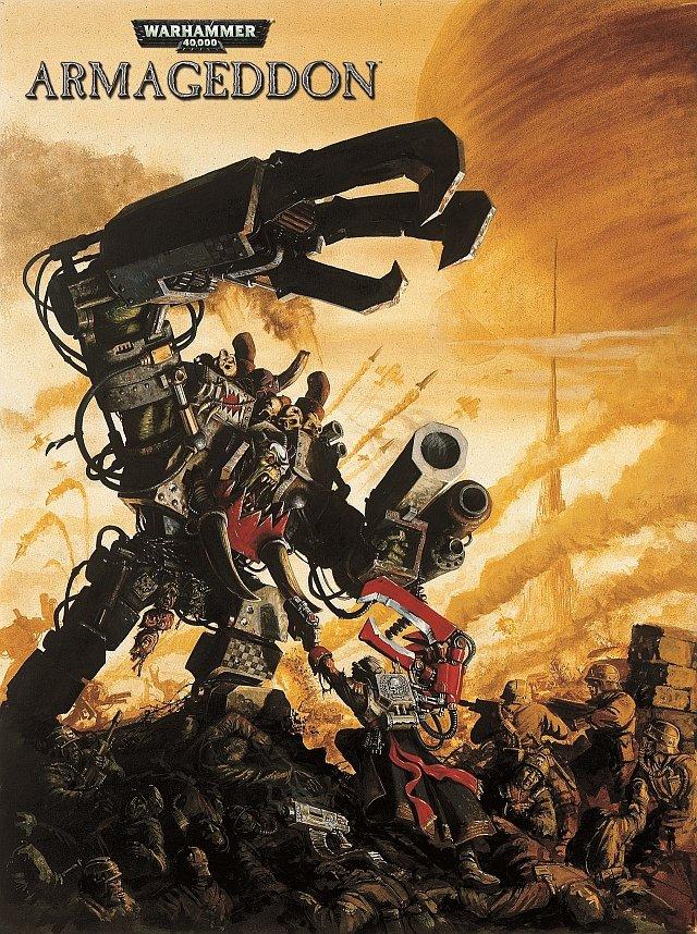 Warhammer 40000: Armageddon, гексовая пошаговая стратегия про битву смов и орков. Релиз намечен на 1квартл 2014ого.  ... - Изображение 1