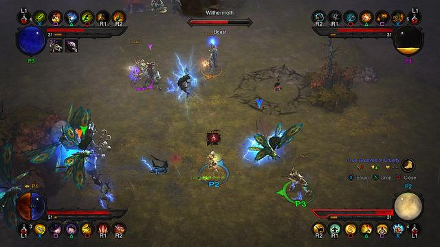 С версией Diablo 3 для PS3 дарят эксклюзивные вещиИсточник:diablo3/gameguyz - Изображение 1