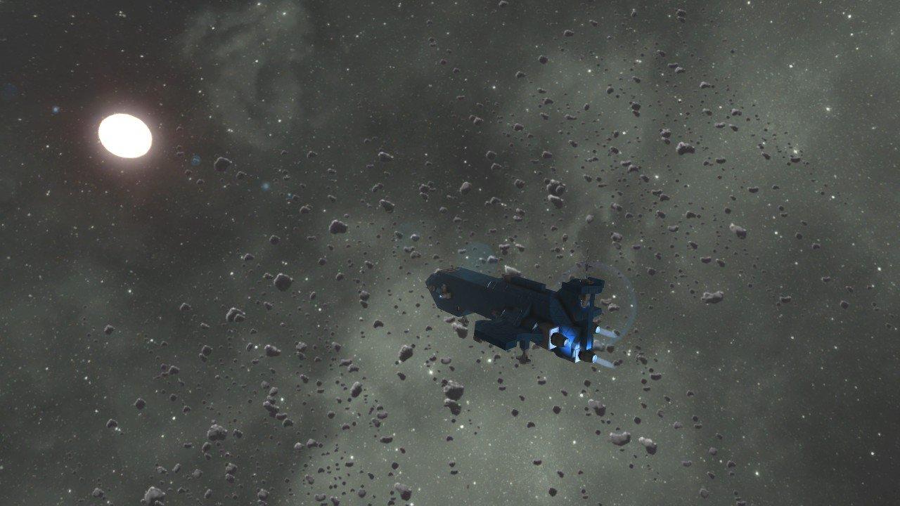 Собрал ThunderHawk в Space Engineers #wh40k - Изображение 1