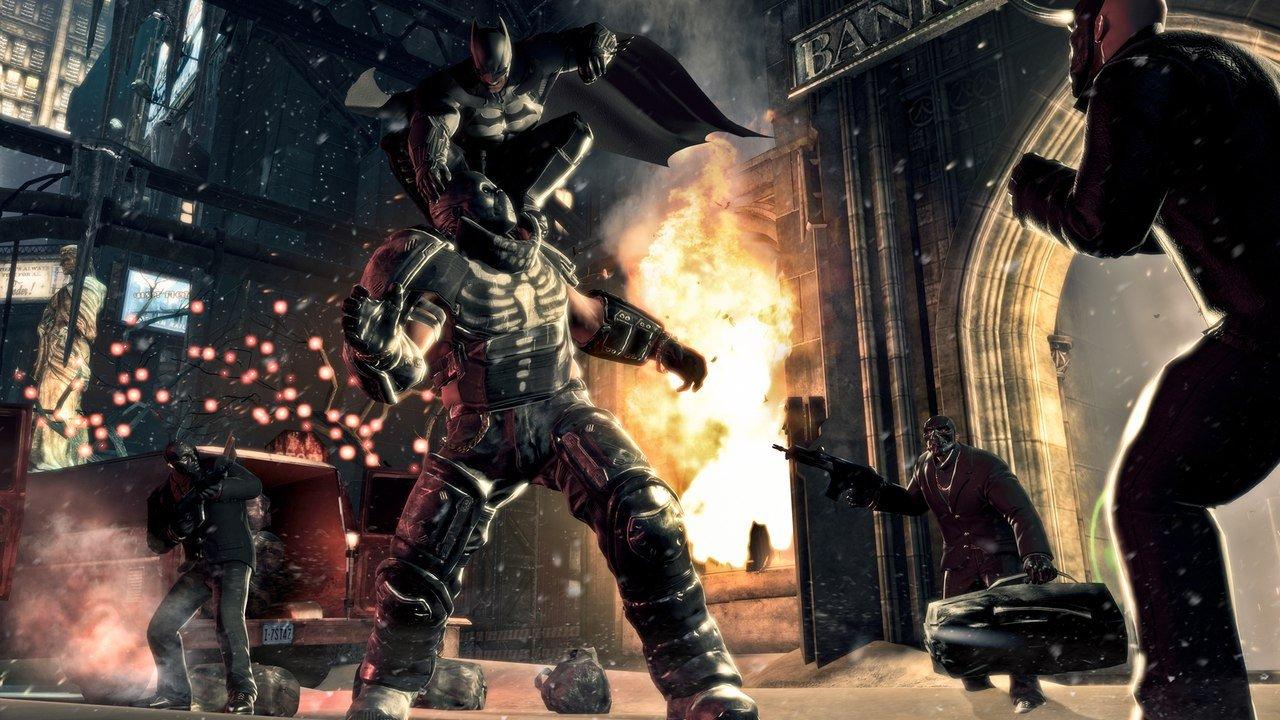 Новые скриншоты Batman Arkham Origins - Изображение 3
