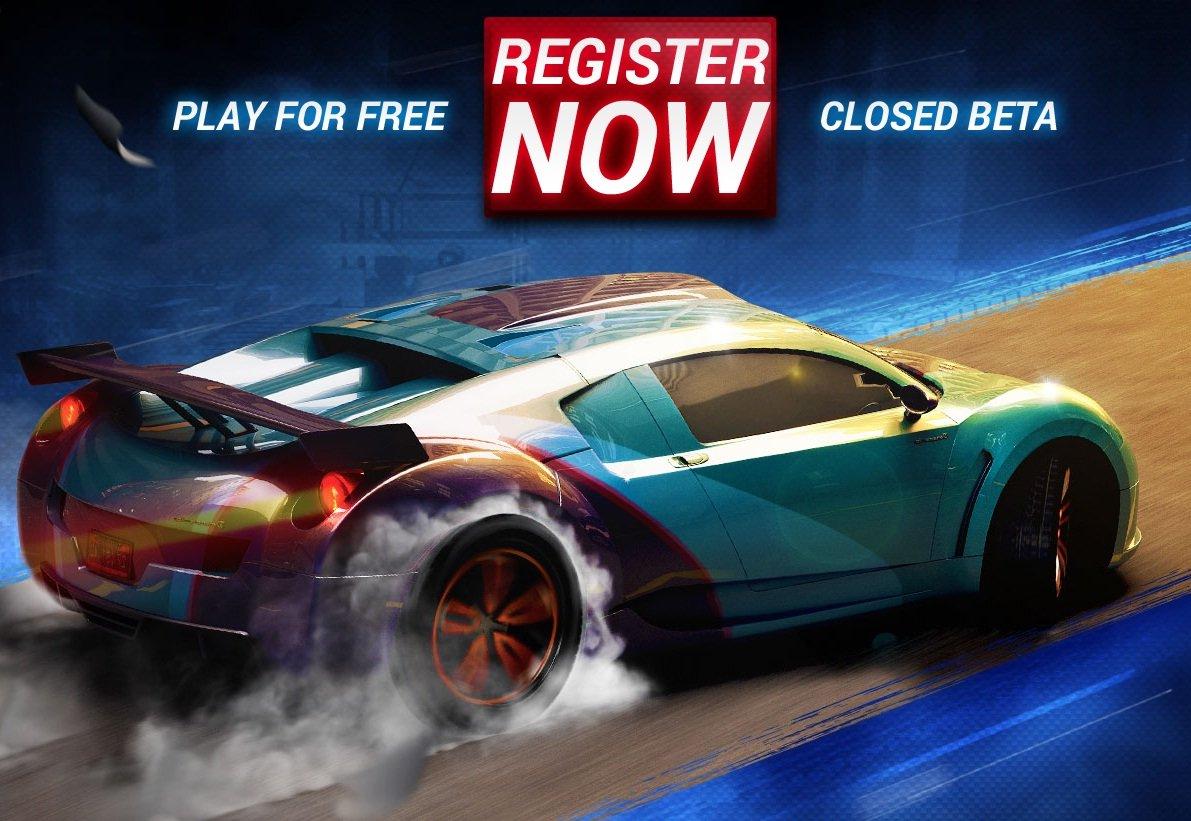 Регистрация на бета-тест игры Ridge Racer Driftopia, пока что только для PC.  Ridge Racer Driftopia - это бесплатны ... - Изображение 1