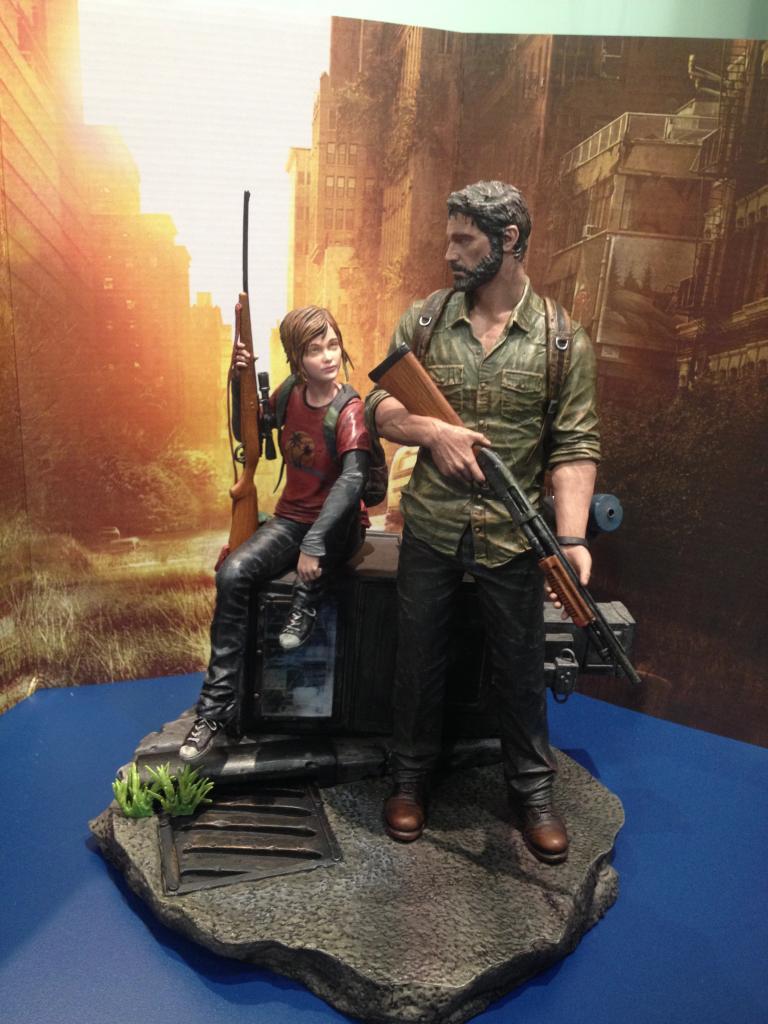 Фотографии фигурки издания Post-Pandemic для The Last of Us. Напомним, что издание будет выпущено эксклюзивно для Ам ... - Изображение 1