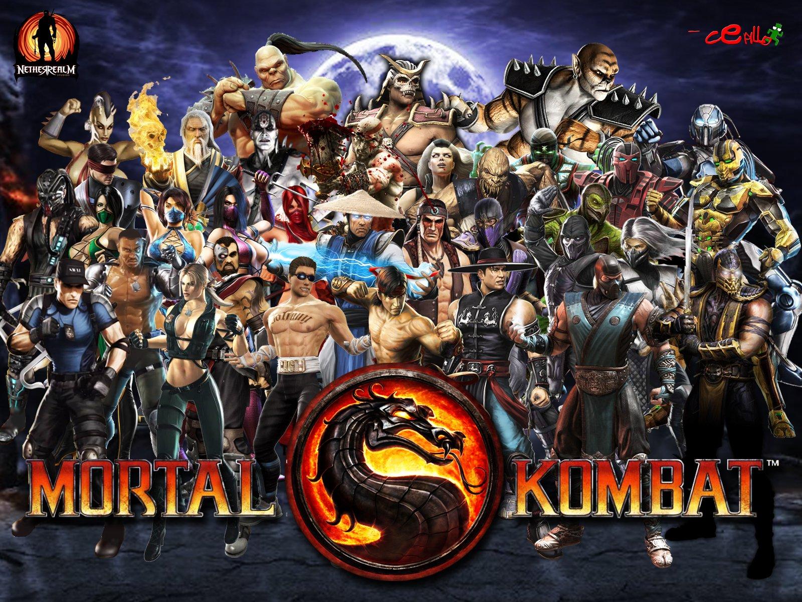 Все кто только что купил Mortal Kombat 2011 на PC, cтавим rock ! - Изображение 1