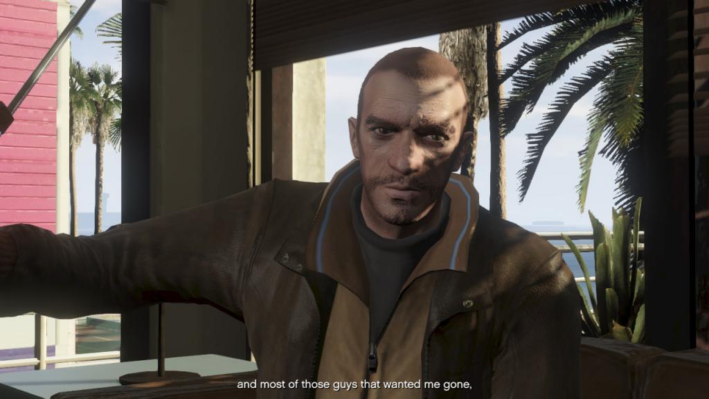 Скучаете по Нико Беллику играя в GTA 5? Это странно, но бывает и такое – все же после выхода GTA 4 он стал одним из  ... - Изображение 2