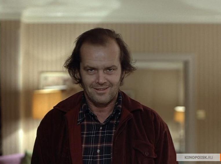 Мне Тревор напоминает Джека Николсона. Не исключено, что он является прототипом героя. . - Изображение 2