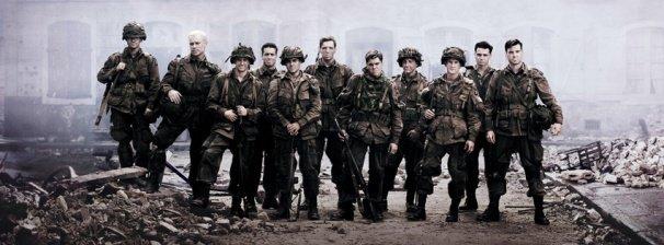 """""""- Дедушка, ты был героем войны?- Нет, но я служил с героями.""""Замечательный сериал, тема патриотизма раскрыта. - Изображение 1"""