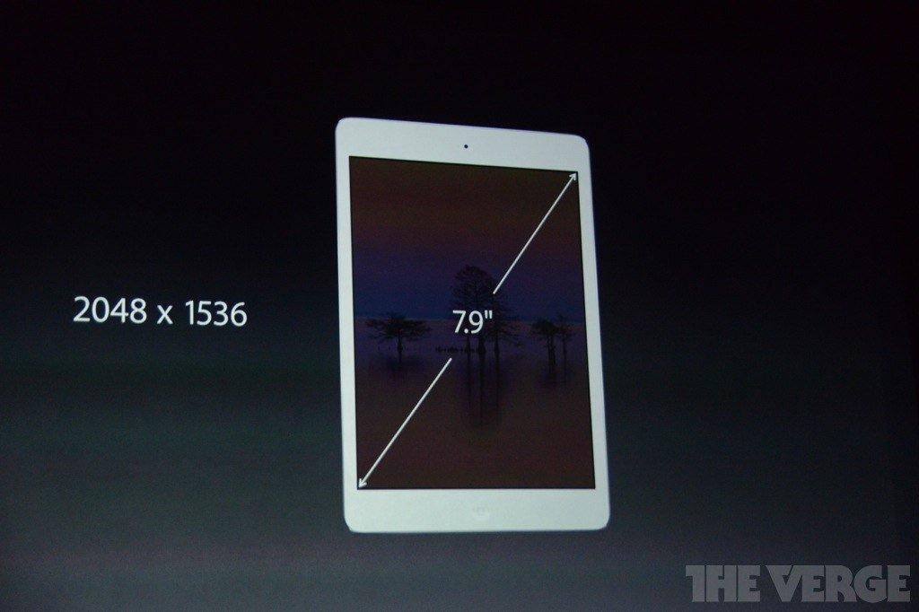 Retina display  и Чип A7 у нового iPad mini. Всё - я ушёл в магазин))) - Изображение 2