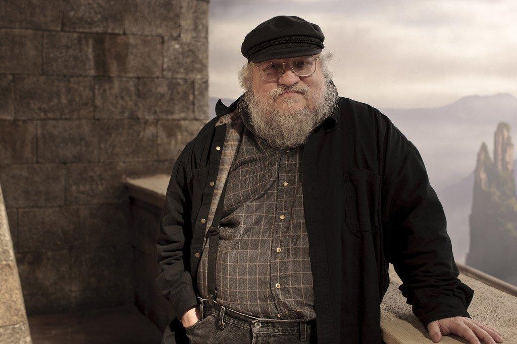 Писатель Джордж Р. Р. Мартин («Игра престолов»/Game of Thrones)  В своем блоге автор написал следующее: «Уолтер Уайт ... - Изображение 1