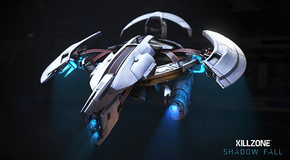 """Killzone: Shadow Fall: проект """"Сова""""  Что такое """"Сова""""?  """"Сова"""" — это продвинутый парящий атакующий дрон, используем ... - Изображение 1"""